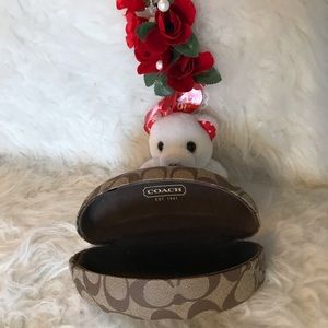 Coach Sunglasses Case Only
